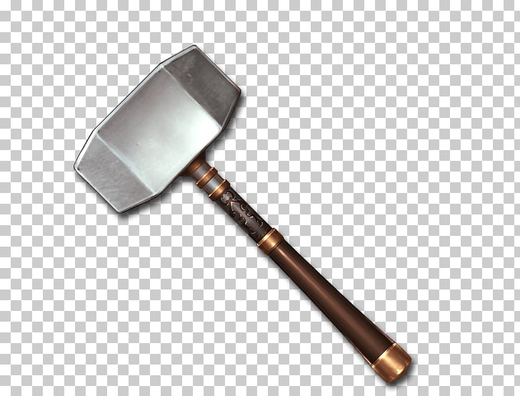 Weapon Axe Hammer Granblue Fantasy, weapon PNG clipart.