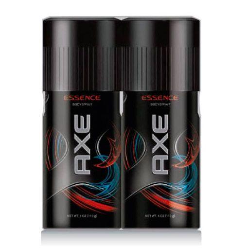 AXE Body Spray Deodorizing Review.