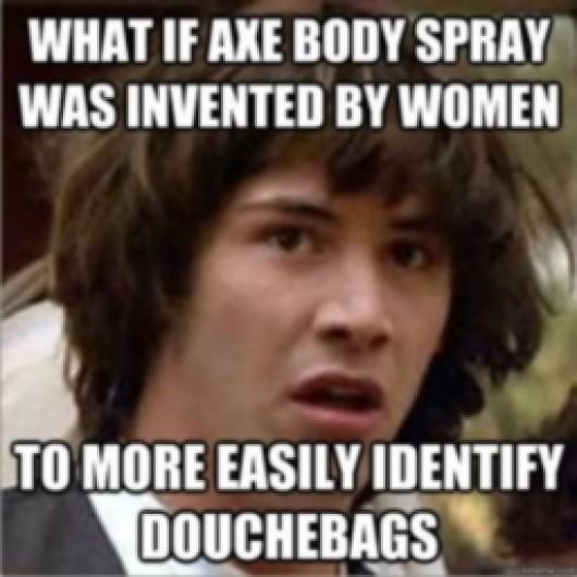Axe Body Spray (Counter.