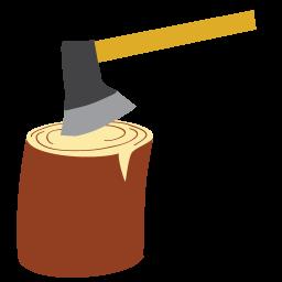 Axe clipart wood axe, Axe wood axe Transparent FREE for.