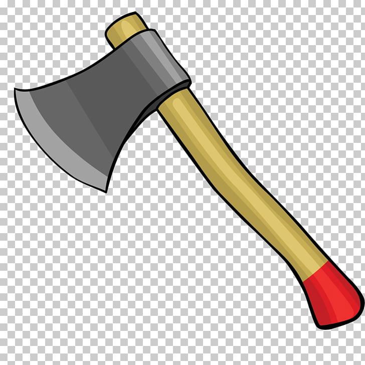 Hatchet , material wooden handle ax PNG clipart.