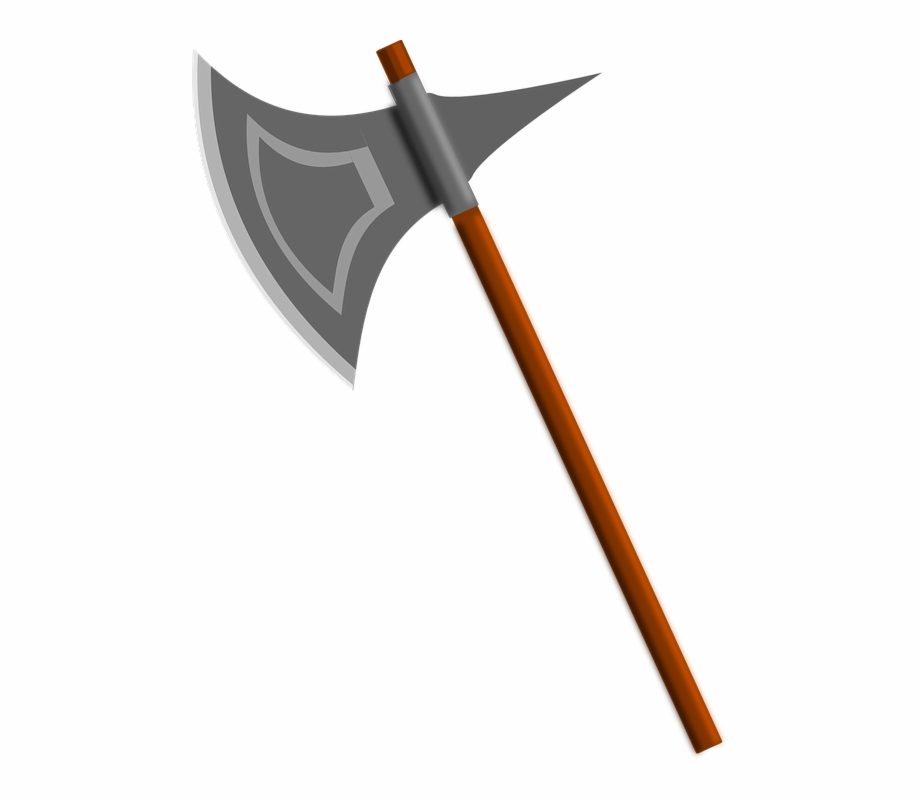 Battle Axe Png Executioners Axe Clipart.