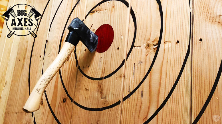 The Ultimate Axe Throwing Guide.