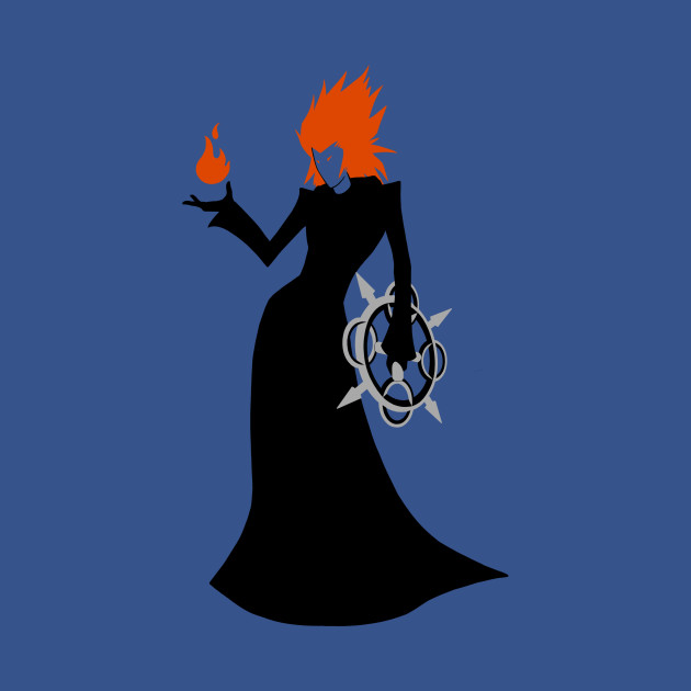 Axel Silhouette.