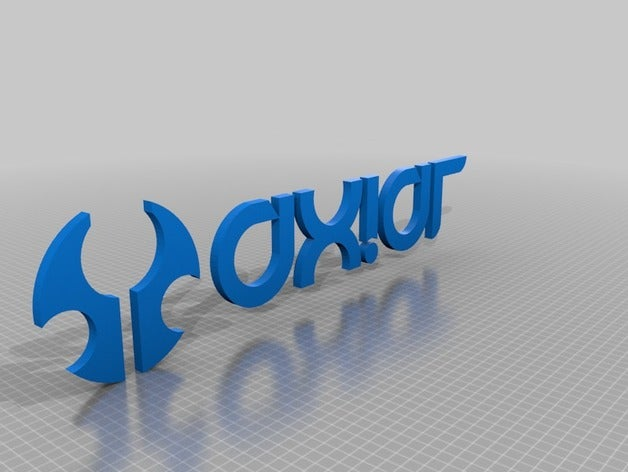 Axial Logo by mx_rider_250.