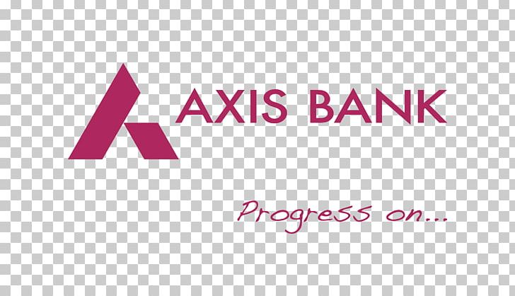 Logo Brand Font Pink M Line PNG, Clipart, Area, Axis, Axis Bank.