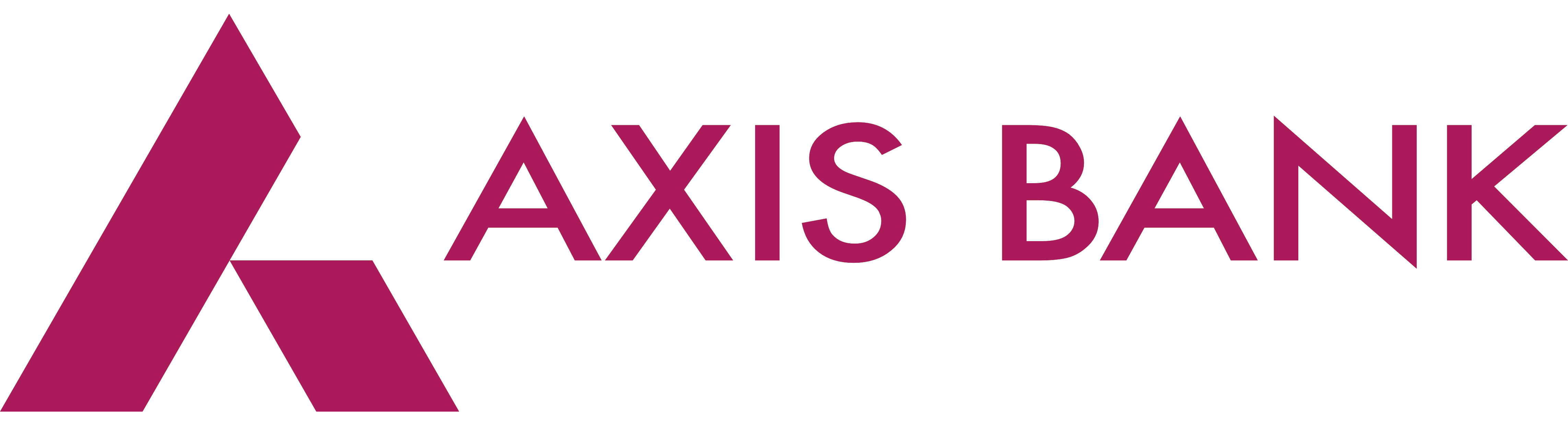 Axis Bank.