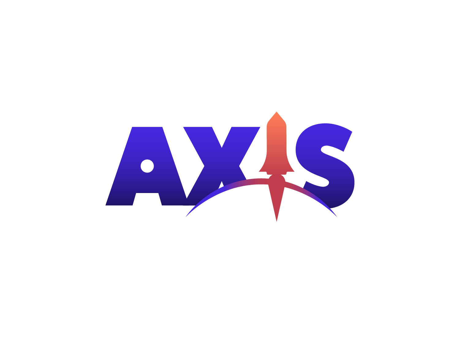 Axis logo by Mark Stluka on Dribbble.