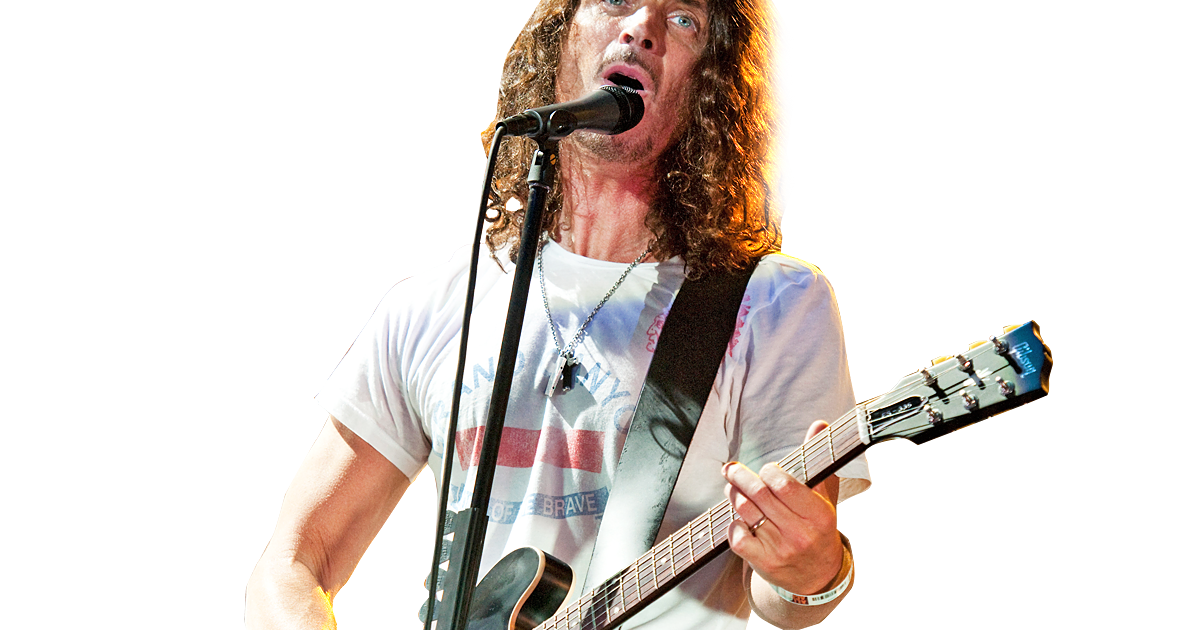 Chris Cornell on Soundgardens New Album, the Queen of England, and.