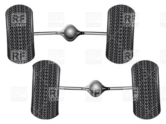 Wheel And Axle Clipart.