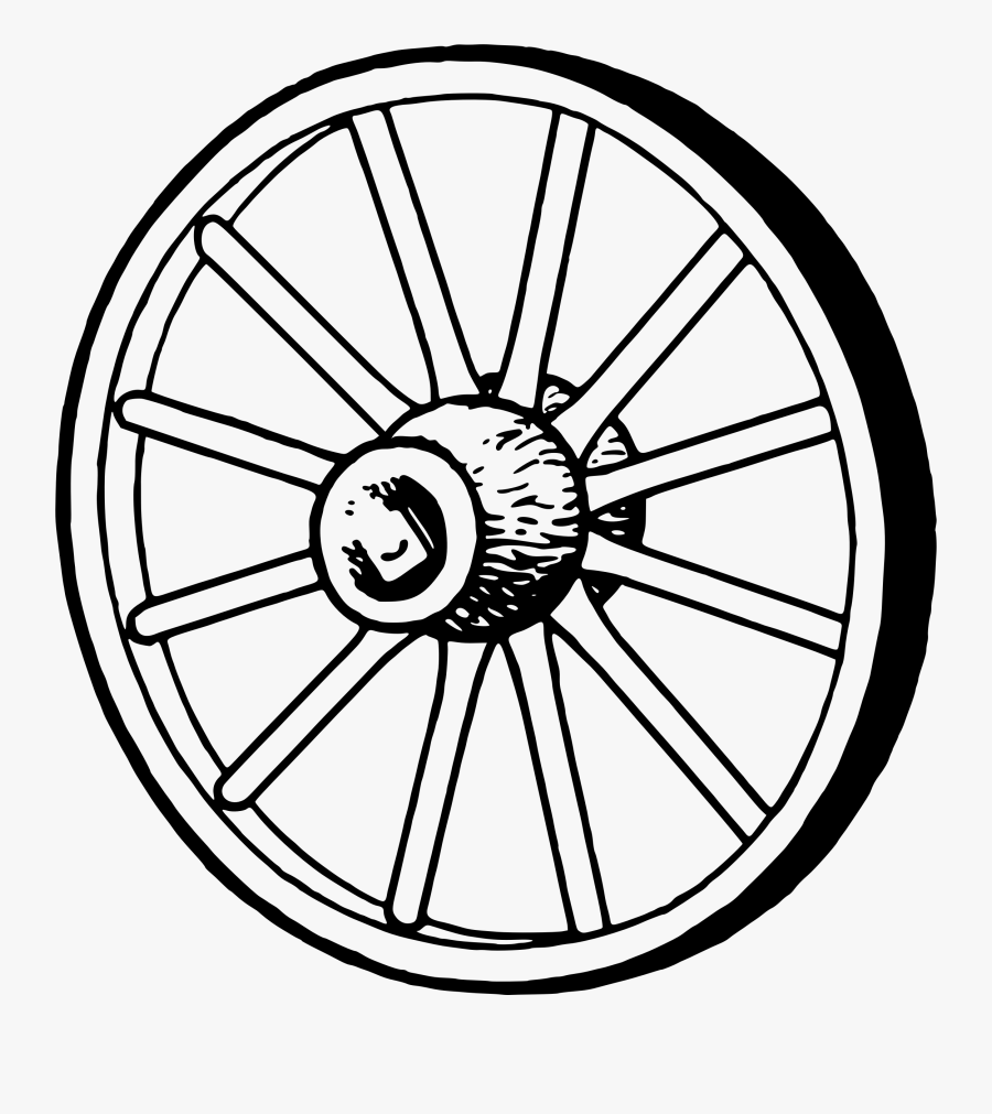 Transparent Wagon Wheel Png.