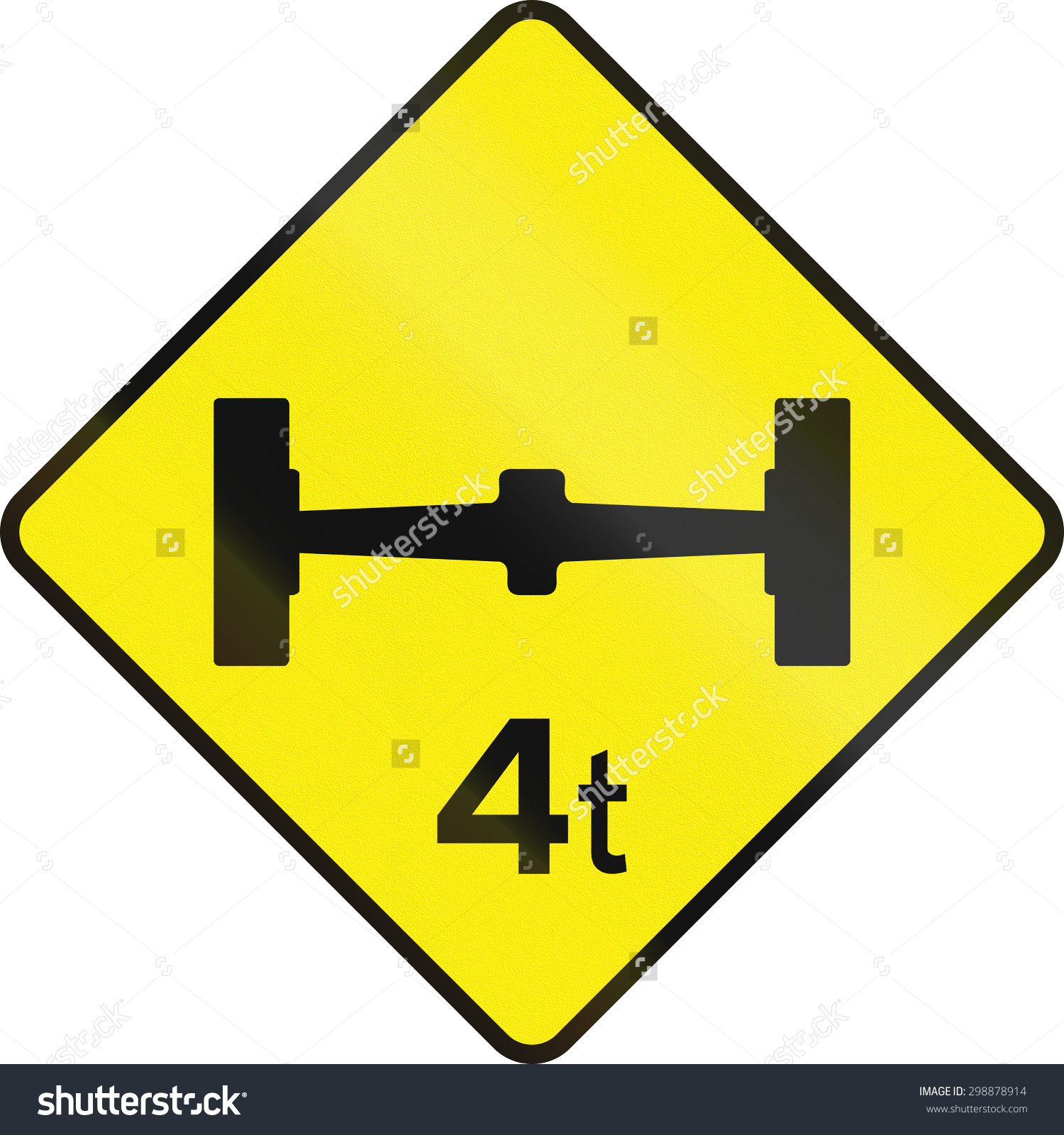 Axle Load Limits : Axle load limit clipart clipground