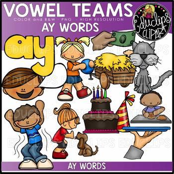 Long A Vowel Team.