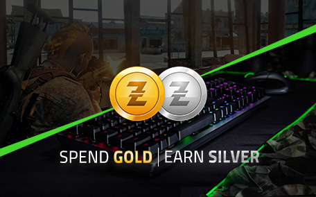 The New Razer Gold & Silver.