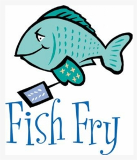 Free Fried Fish Clip Art with No Background.