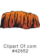 Ayers Rock Clipart #1.