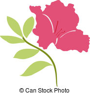 Azalea Illustrations and Clipart. 301 Azalea royalty free.