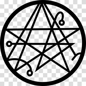 Azazel Symbol Key of Solomon Sigil Lilith, symbol.