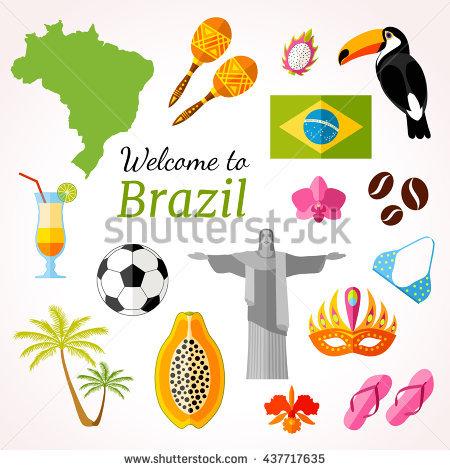 Brazil Stock Photos, Royalty.