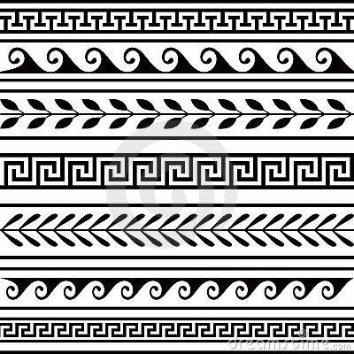 Border clipart aztec, Border aztec Transparent FREE for.