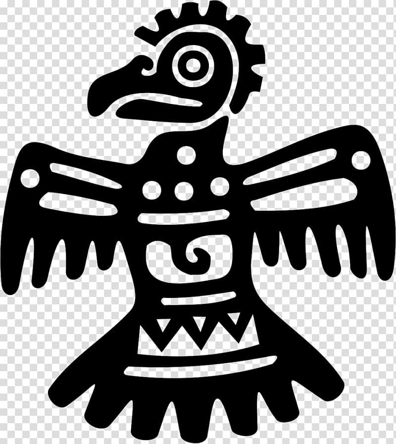 Aztec Empire Maya civilization Mexico Thunderbird, mexican.