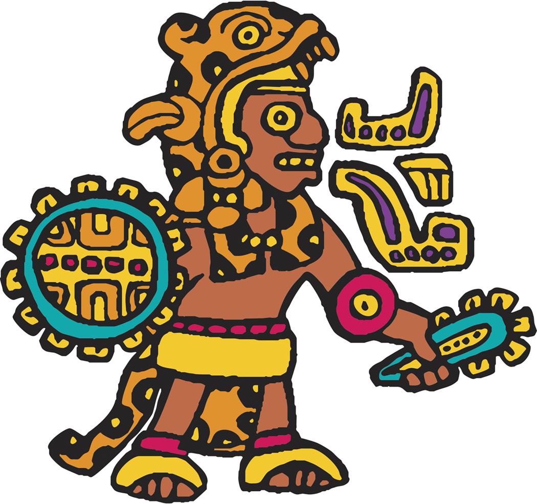 Aztec clipart transparent Transparent pictures on F.