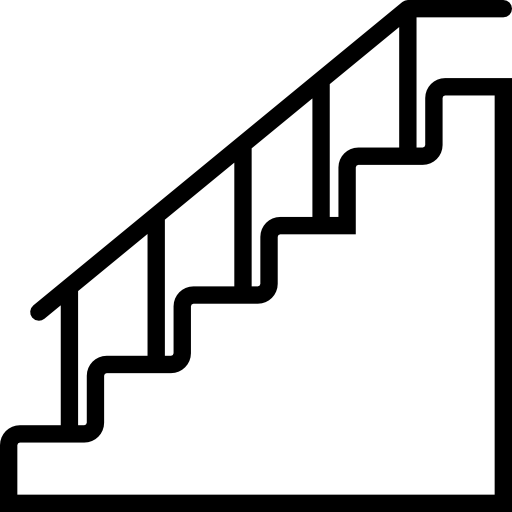 Stairs clipart.