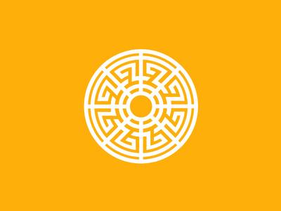 Aztec Abstract Logo by Ati Ibrahim on Dribbble.
