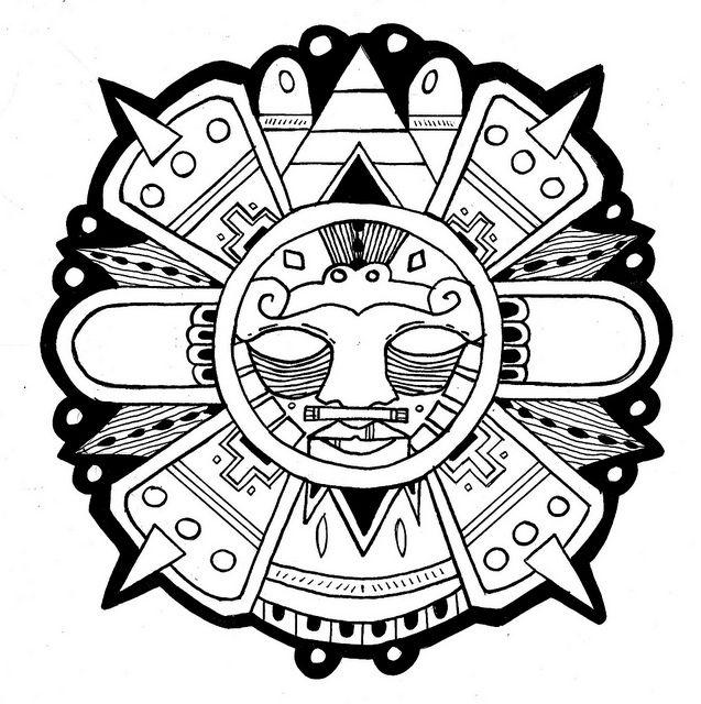 Gallery For > Aztec Sun in 2019.