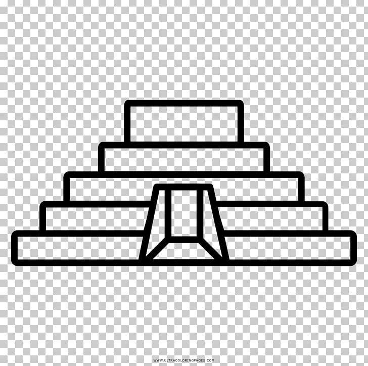 Maya Civilization Temple Mesoamerican Pyramids Drawing PNG, Clipart.