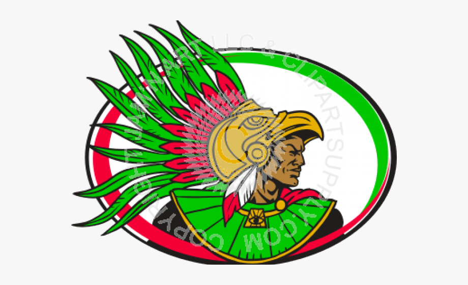 Aztec Warrior Clipart Transparent.