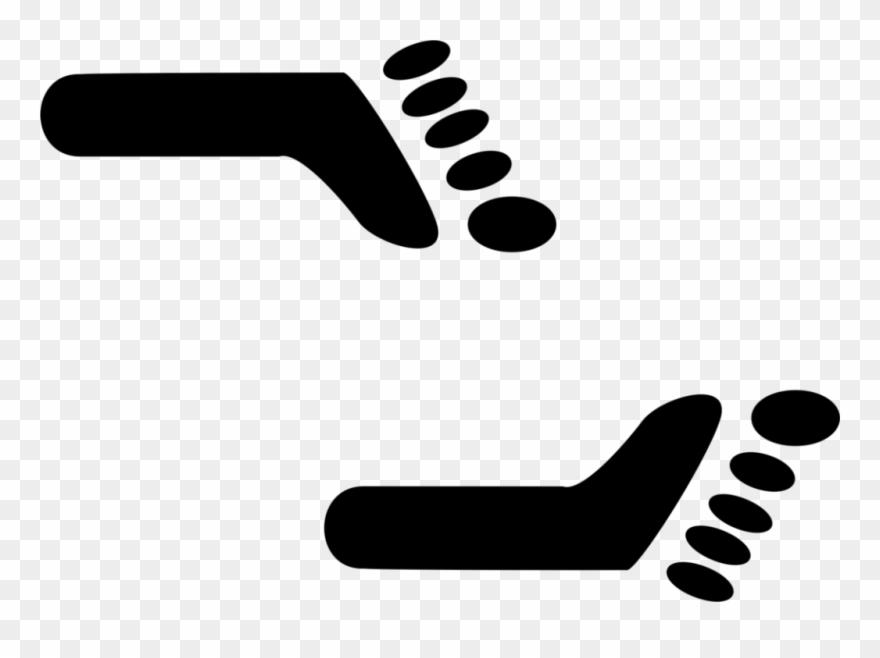 Kisscc0 Foot Aztec Mexico Computer Icons Symbol Feet.