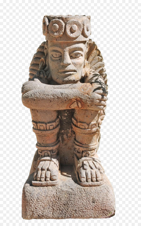 escukturas aztecas clipart Statue Sculpture Aztecs clipart.