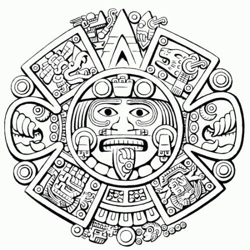 Mitología azteca #59 (Dioses y diosas).