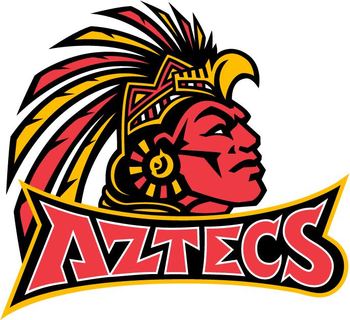 San Diego State Aztecs Primary Logo.