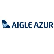 Aigle Azur logo.