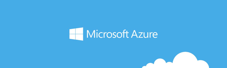 Microsoft Azure from DMS.