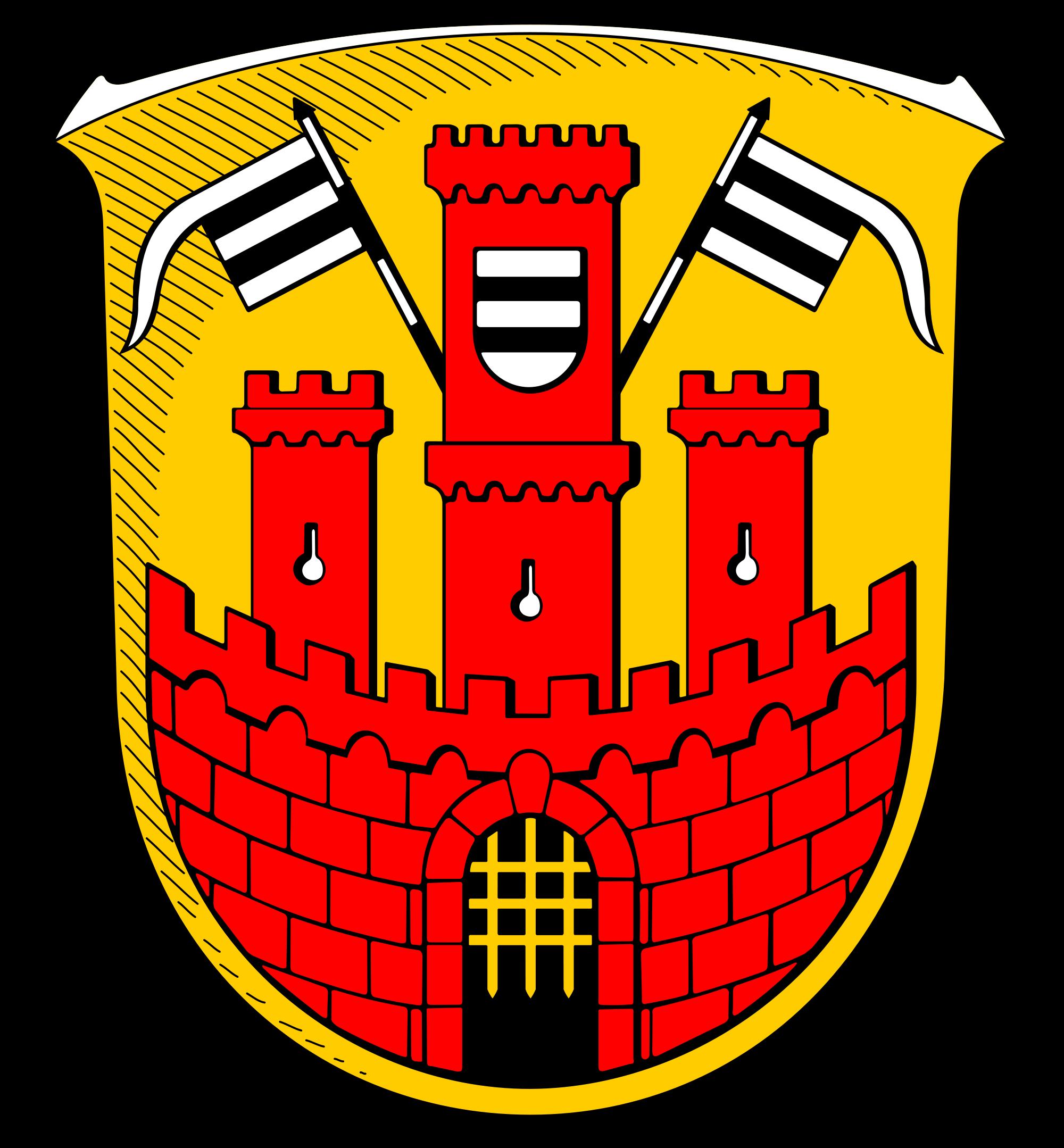 File:Wappen Buedingen Hessen.svg.