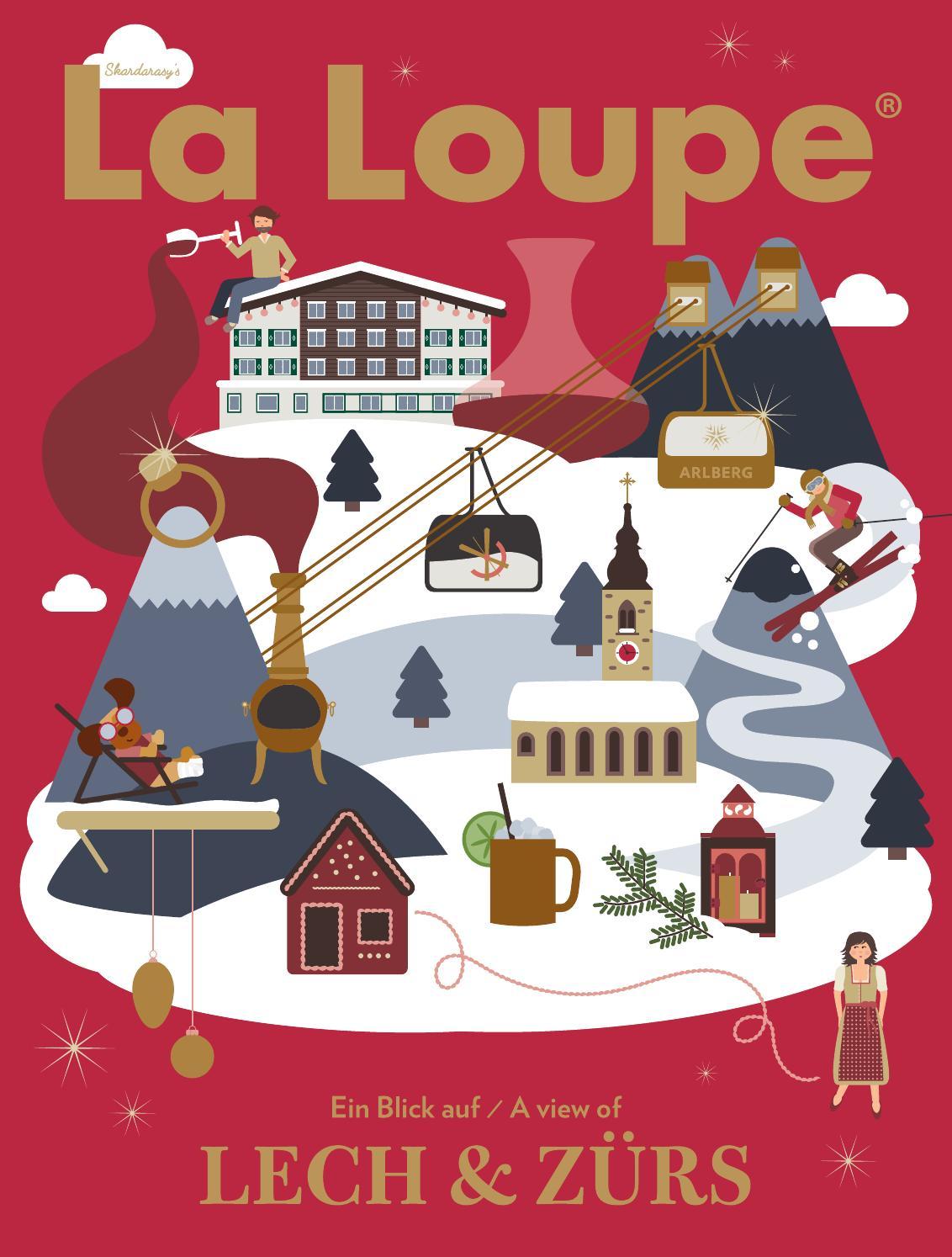 LA LOUPE Lech & Zürs Winter 2012/2013 by La Loupe.