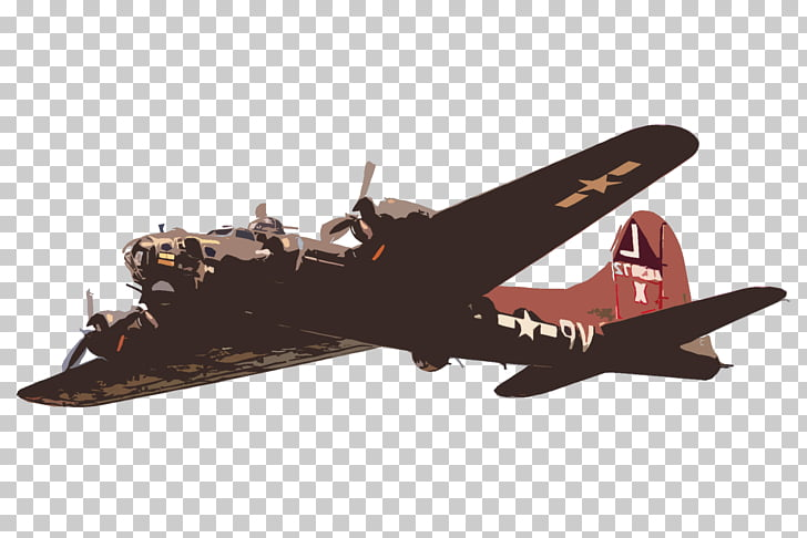 Airplane Military aircraft Bomber Boeing B.