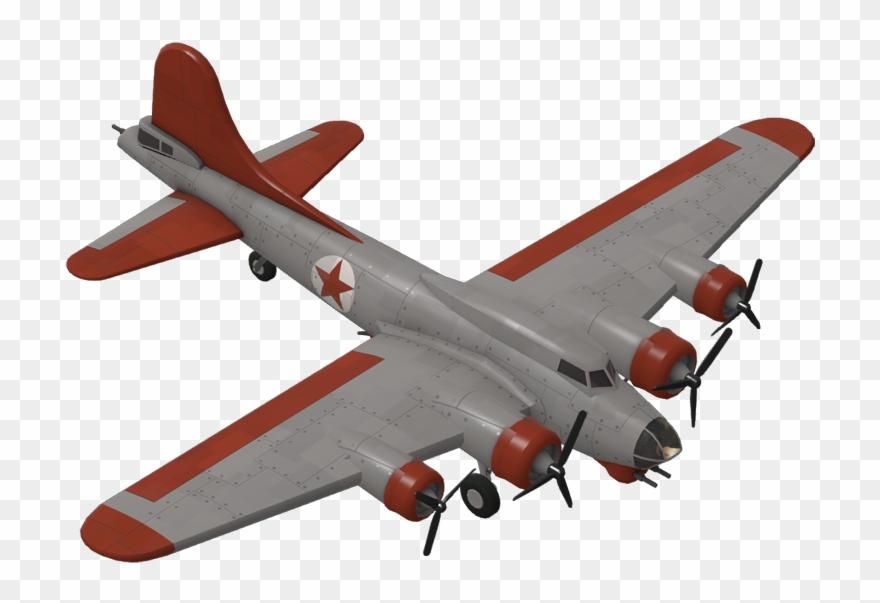 Bomber Plane.