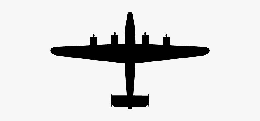 B 52 Bomber Outline , Free Transparent Clipart.