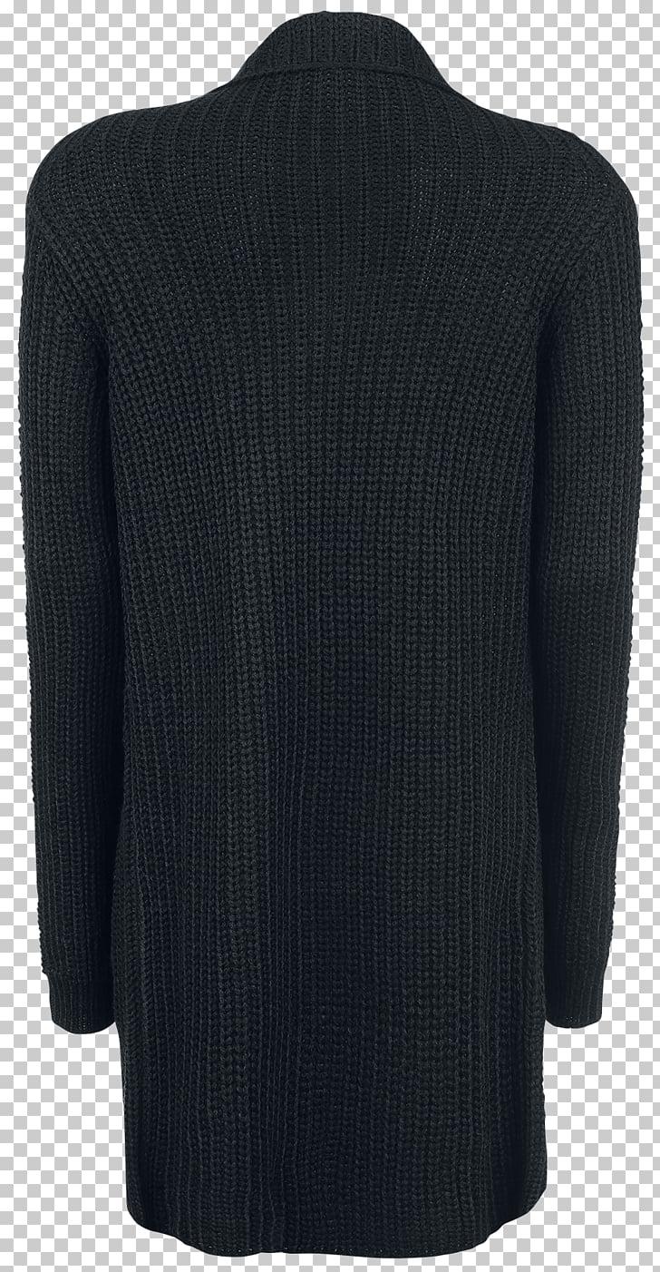 Cardigan Shoulder Wool Black M, Five finger death punch PNG.