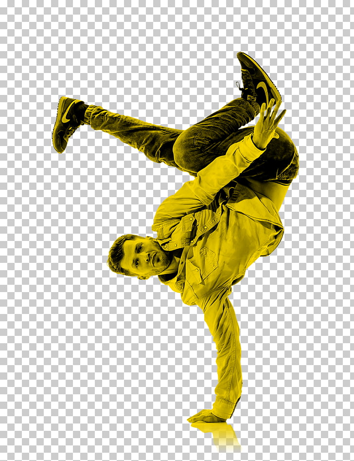 Modern dance Breakdancing B.