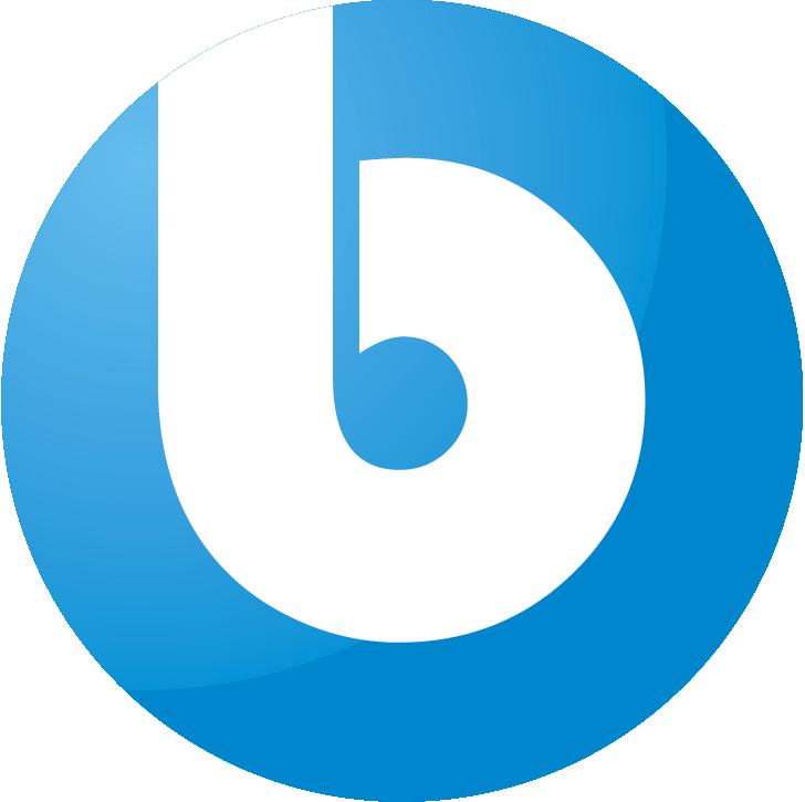 B Logo.