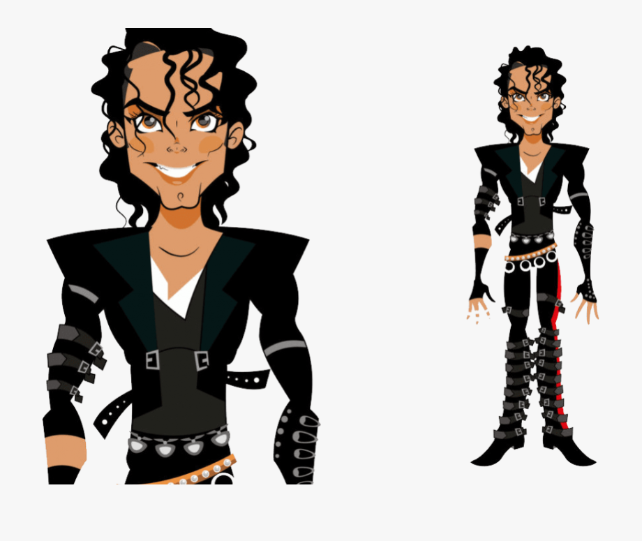 Michael Jackson Clipart 4th July.