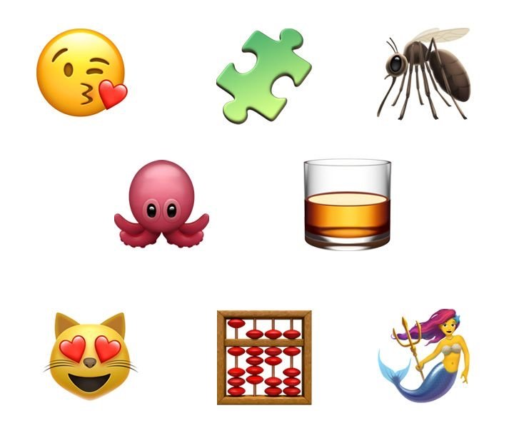 iOS 13.1 Brings Design Updates for Multiple Emojis, Corrects.