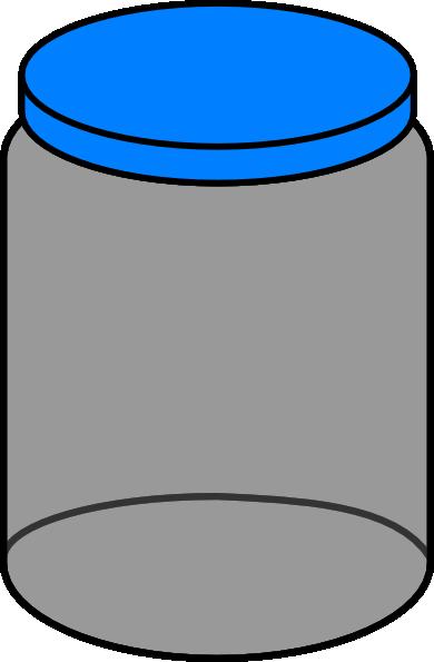 Plain Dream Jar Clip Art at Clker.com.