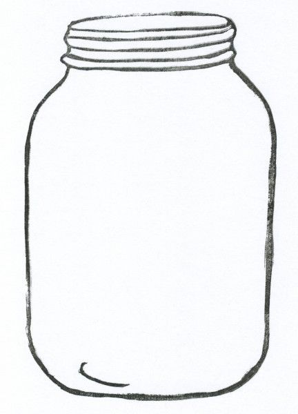 clip art pictures of mason jar.