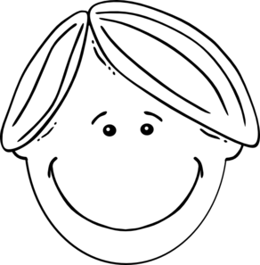 Free Head Clipart Black And White, Download Free Clip Art.